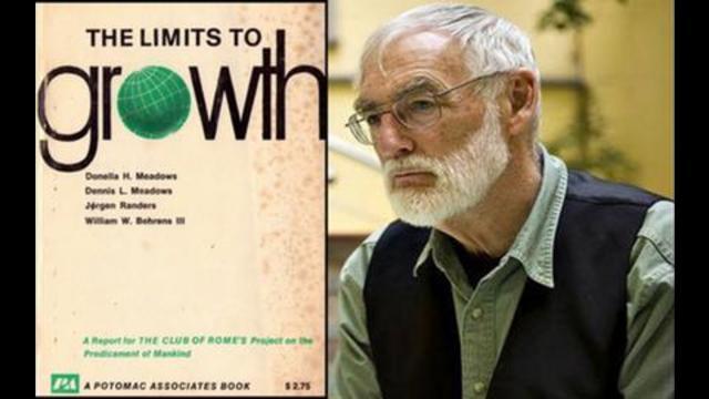 Dr. Dennis L Meadows (Club of Rome) [Depopulation]