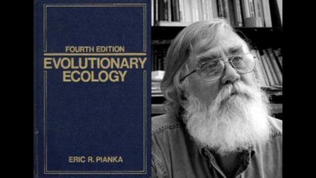 Prof. Eric R. Pianka (University of Texas) [Depopulation]