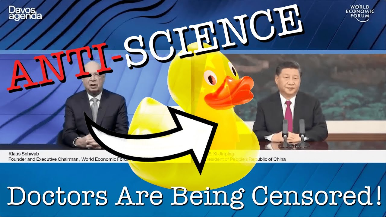 Doctors Are Being Censored   Anti-Science CPSO