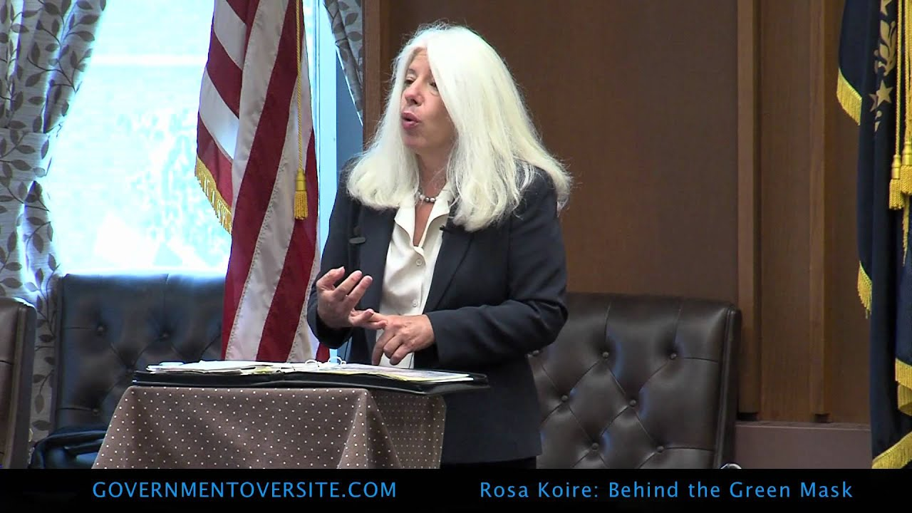 Rosa Koire, Behind The Green Mask, UN Agenda 21, :25:12 part 2 of 4