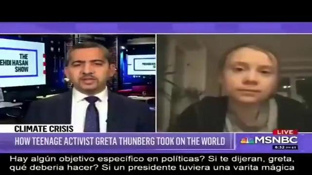 BUSTED! Thunberg Admits There is NO Climate Crisis (Soros's puppet tells the truth )