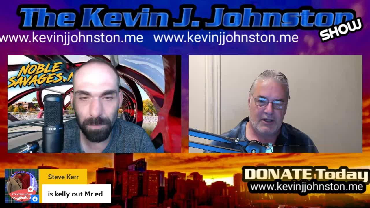 Kevin J Johnston: Canada's political prisoner