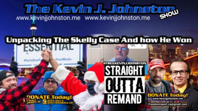 On The Kevin J. Johnston Show, we have Chris Weisdorf and Stefanos