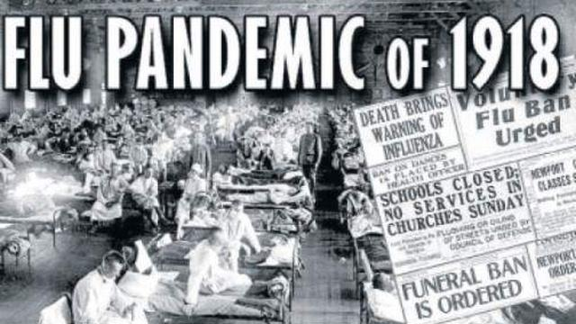 The Truth Regarding The 1918 Spanish Flu And The Link To Today
