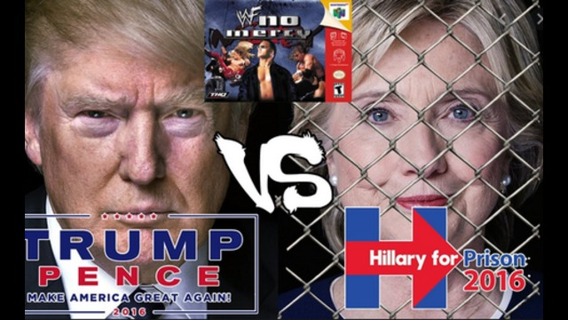 POLITICS IS SCRIPTED Trump applauds Clintons & 888 days between Calm Before the Storm and Pandemic