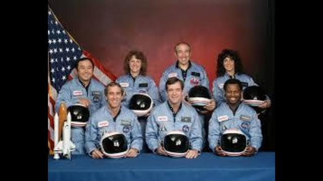 NASA Challenger Crew Alive?