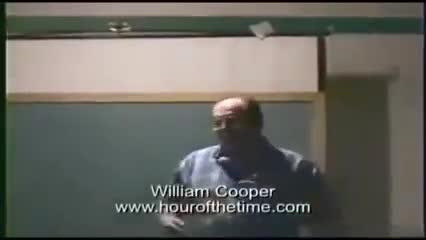 Bill Cooper - The Porterville presentation - the most dangerous man in America