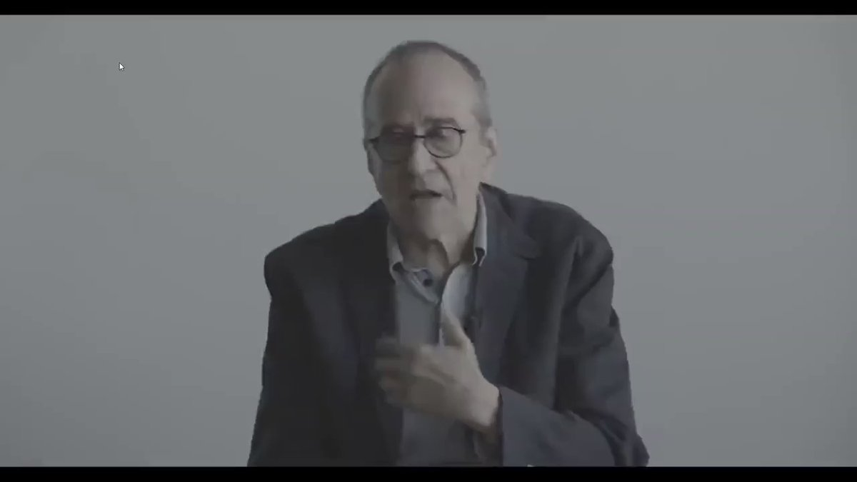 Michael P Senger - Great video from @mcrispinmiller, NYU Professor of Media:  I for one believe we were subjected to a series of carefully planned psychological operations over the cour...