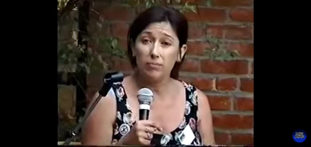 Christine Maggiore explaining AIDS in 4 minutes