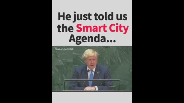 Smart city agenda