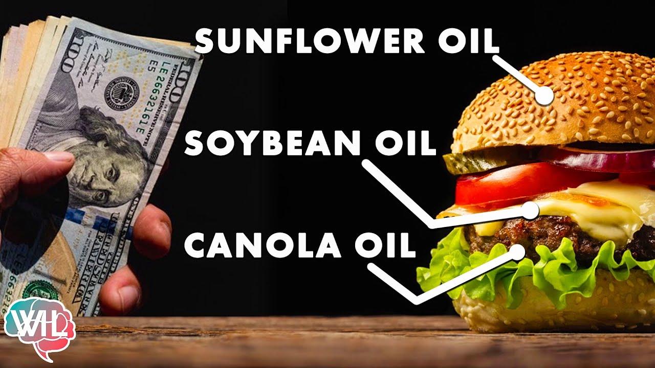 The $100 Billion Dollar Ingredient making your Food Toxic
