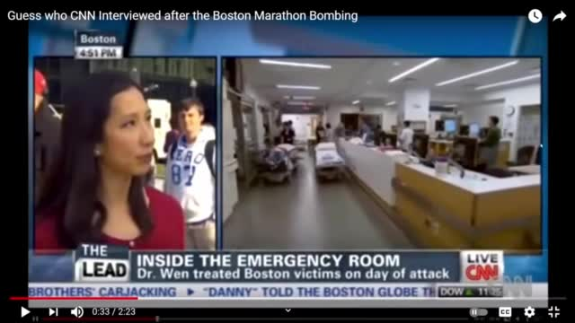 2021-09-25_Tim Truth - Dr Leana Wen On CNN After Boston Bombing Saying She Cared For Bombing Victims_360