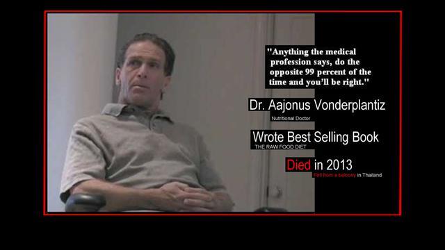 THE SCIENCE OF A VIRUS WITH DR. AAJONUS VONDERPLANTIZ (2009 INTERVIEW)