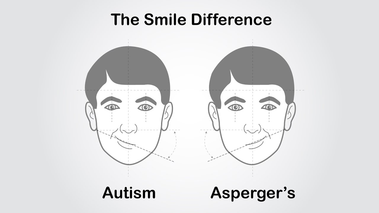 The Smile Difference: Autism vs. Asperger Syndrome