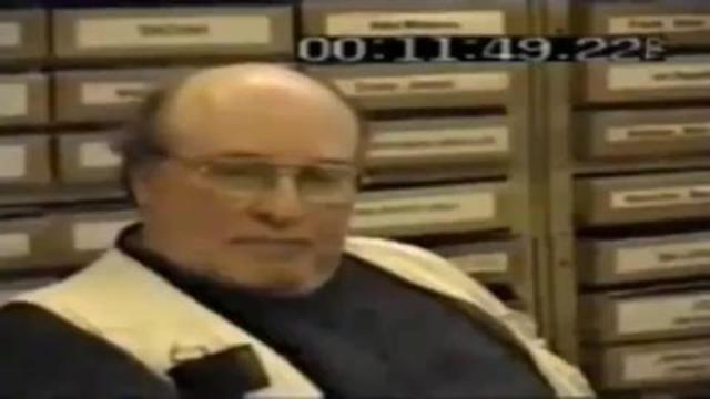 Ernst Zundel prophecy: America will have Weimar Germany conditions